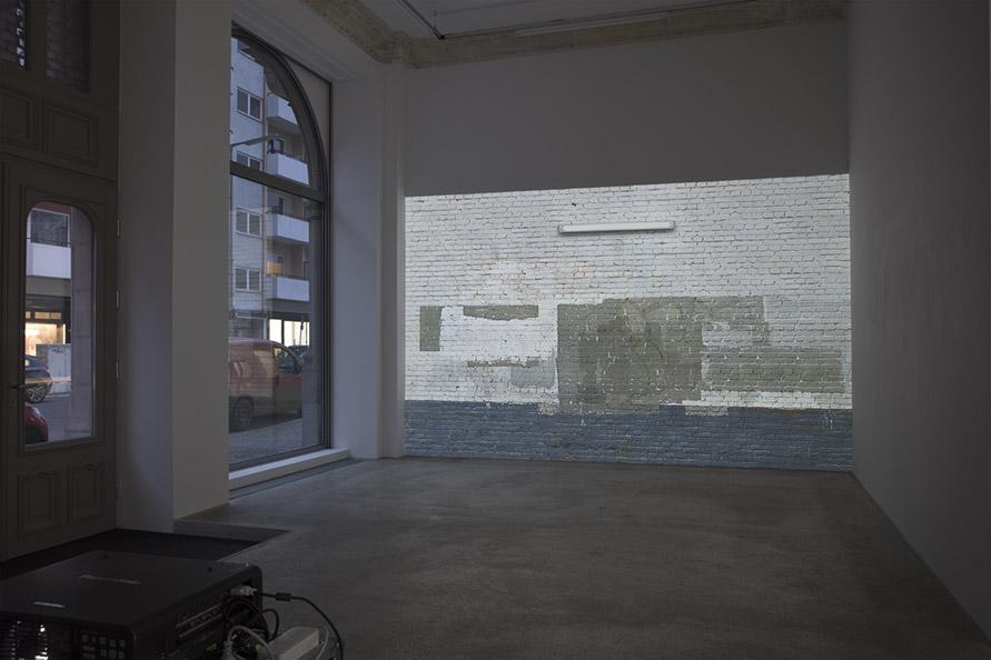 WAND-NeonLicht_Moskau2010/2017_Installation_DanielMarzona_Galerie_Berlin