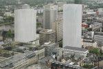 Umbau-2_Frankfurt-Hochhaus_Painting-WindowPane-Photo