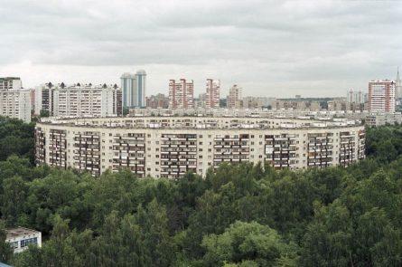 RundesHaus_Moskau-2007_AussenAnsicht