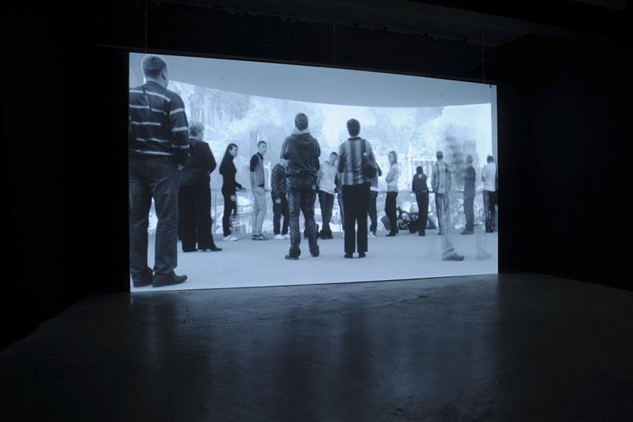 2010_ParkPobjedij_Moskau_VideoInstallation-GalerieAnitaBeckers_Projektion-1_891x594