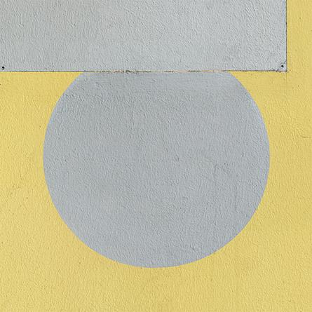 MartinaWolf_2018_OF-WALL_CircularShapes_yellow-grey_2