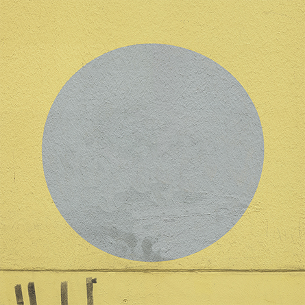MartinaWolf_2018_OF-WALL_CircularShapes_yello-grey_2